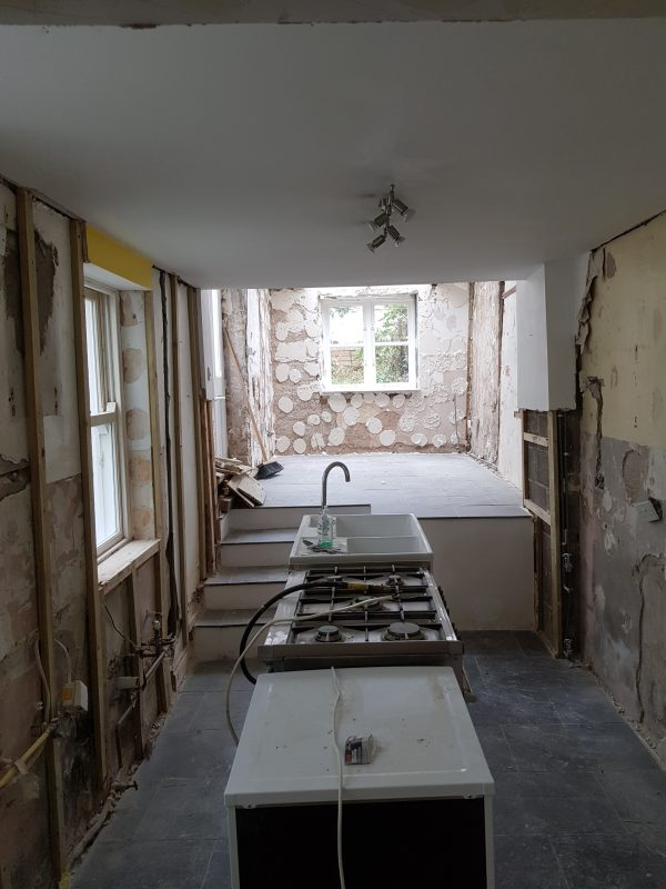 Renovation, plastering, survey services by Trust Preservation