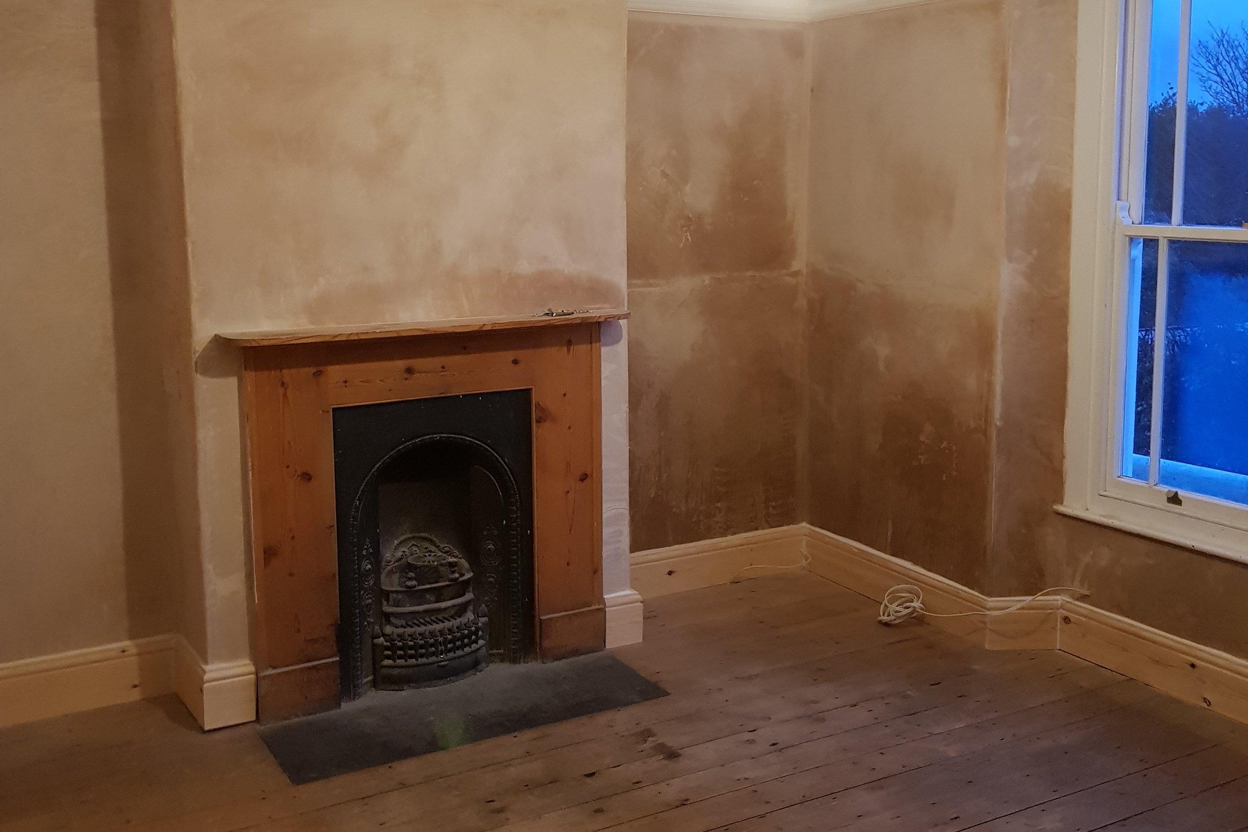 Renovation, plastering, survey services by Trust Preservation